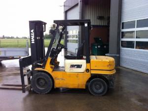 Gebruikte heftrucks 3 ton diesel hyundai 2