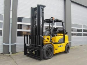 Gebruikte heftrucks DEMO - 3.5 1 ton vorkheftruck