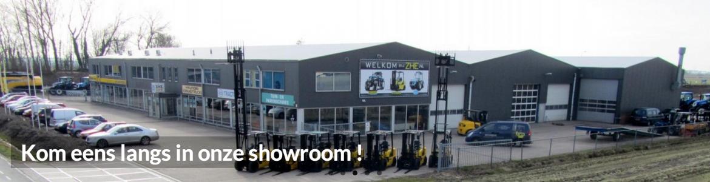 Breng eens een bezoek aan onze showroom !
