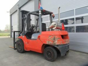 Toyota 5 ton diesel heftruck www.gebruikteheftrucks.net2