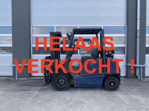 VERKOCHT www.gebruikteheftrucks.net-Yale-GLP25-LPG-Gas-heftruck-forklift-hyster-bt-toyota-hyundai-still-linde-jungheinrich-clark-nissan