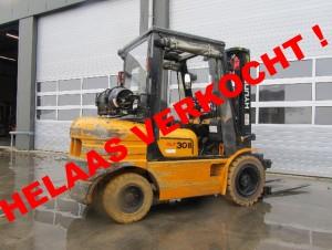 gebruikte heftruck Hyundai hfb 30-2