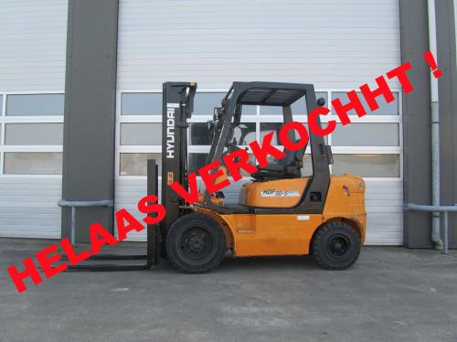 gebruikteheftrucks.net hyundai 3ton diesel helaas verkocht
