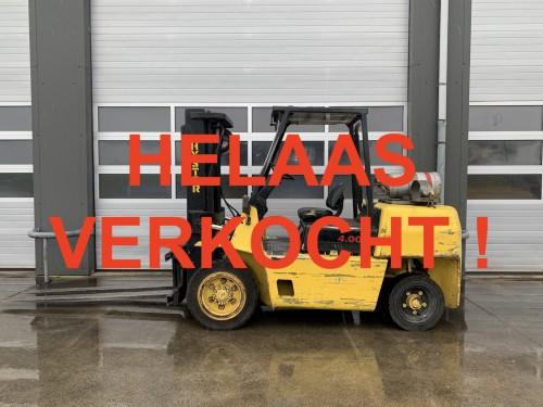 verkocht - www.gebruikteheftrucks.net-Hyster-H4.00XLS-LPG-heftruck-4-ton-gas-vorkheftruck-Hyster-H4.00-XL-clark