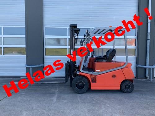 www.gebruikteheftrucks.net BT machine verkocht