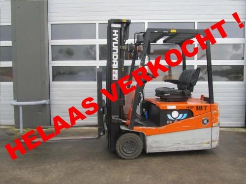 www.gebruikteheftrucks.net Halla HBF18-T verkocht