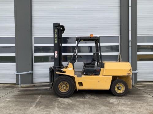 www.gebruikteheftrucks.net Hyster 5 ton diesel heftruck forklift 5ton