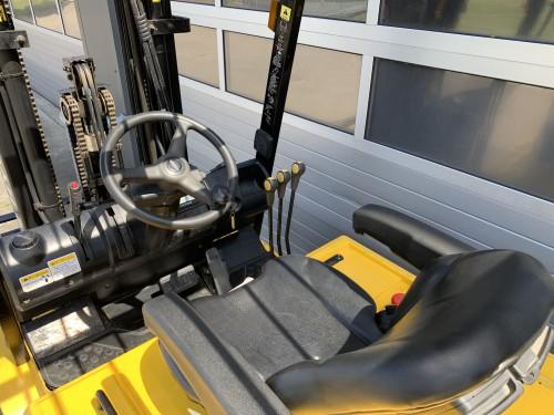 www.gebruikteheftrucks.net Hyundai 30BH-7 elektrische vorkheftruck heftruck forklift bt toyota hyster jungheinrich linde still yale clark electric 3