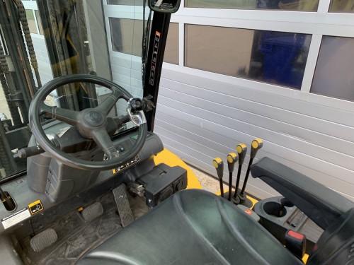 www.gebruikteheftrucks.net Hyundai 30D-7E 3 ton diesel heftruck vorkheftruck 3