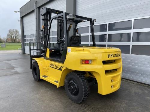 www.gebruikteheftrucks.net Hyundai HDF70-7S diesel machine 7 ton forklift gabelstapler 7000kg heavy zware vorkheftruck Hyster Kalmar SMV Doosan Linde3