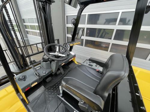 www.gebruikteheftrucks.net Hyundai HDF70-7S diesel machine 7 ton forklift gabelstapler 7000kg heavy zware vorkheftruck Hyster Kalmar SMV Doosan Linde4