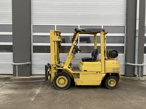 www.gebruikteheftrucks.net Komastu 2.5 ton lpg machine heftruck vorkheftruck