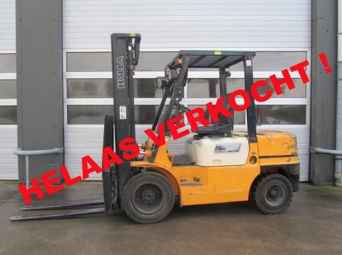 www.gebruikteheftrucks.net halla diesel heftruck verkocht