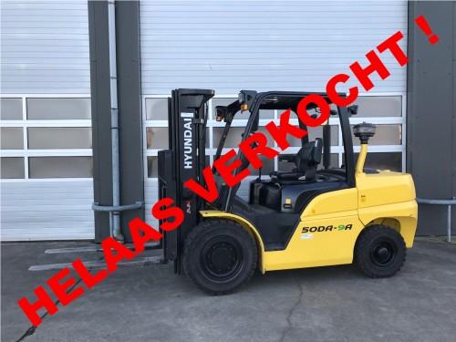 www.gebruikteheftrucks.net hyundai 50DA-9A verkocht