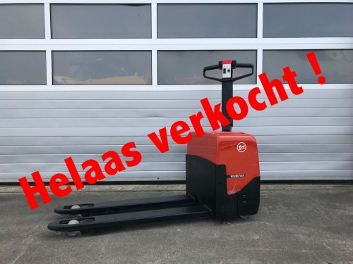 www.gebruikteheftrucks.nl BT palletwagen verkocht