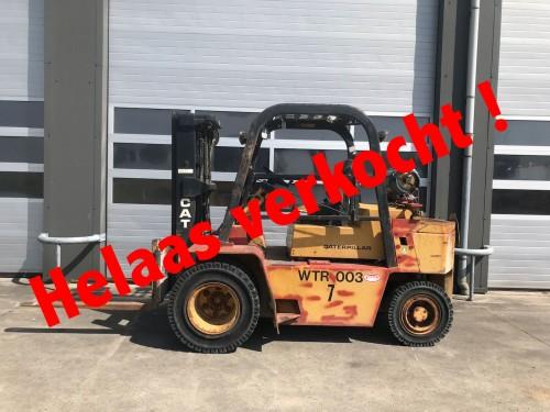 www.gebruikteheftrucks.nl Caterpillar verkocht