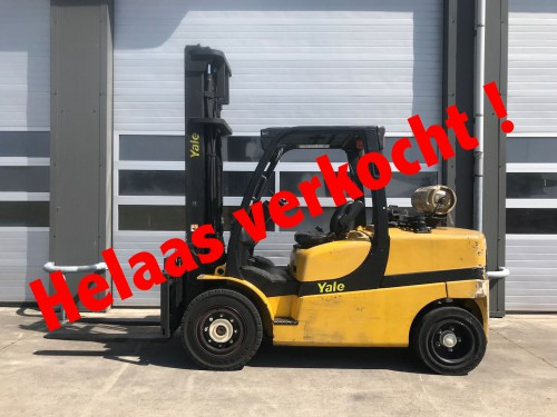 www.gebruikteheftrucks.nl LPG YALE verkocht
