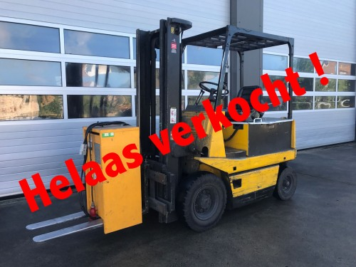 www.gebruikteheftrucks.nl TCM -2,5 ton elektrisch opknapper 1