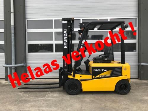 www.gebruikteheftrucks.nl elektrische Hyundai verkocht