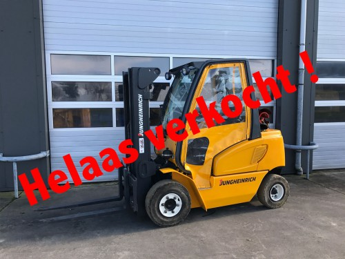 www.gebruikteheftrucks.nl jungheinrich LPG heftruck verkocht