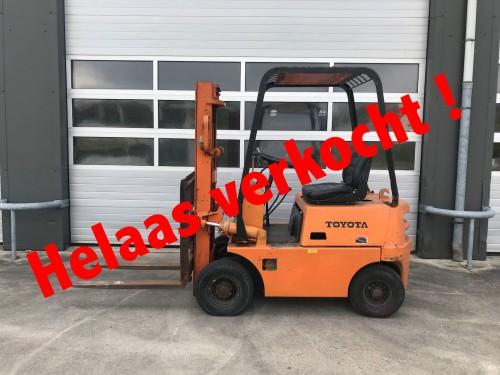 www.gebruikteheftrucks.nl toyota verkocht Hyundai verkocht