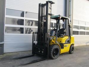 gebruikte heftruck diesel 1