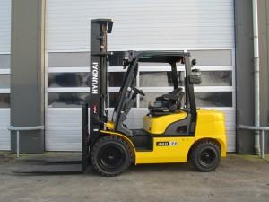 gebruikte heftruck diesel 3