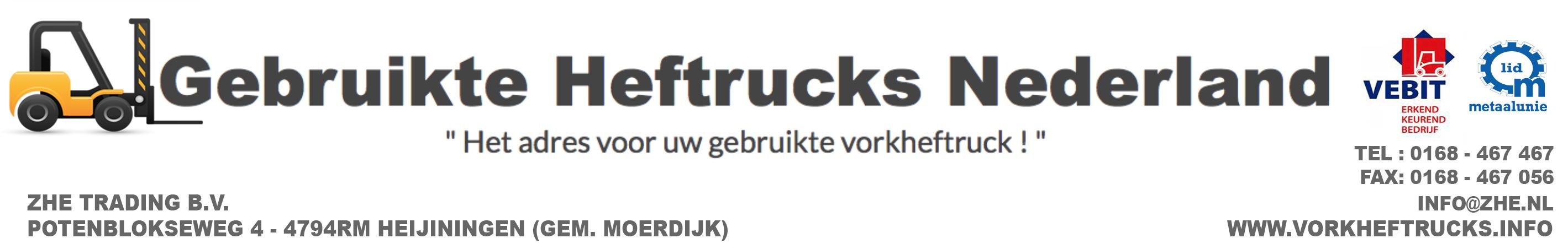 Gebruikte Heftrucks Nederland