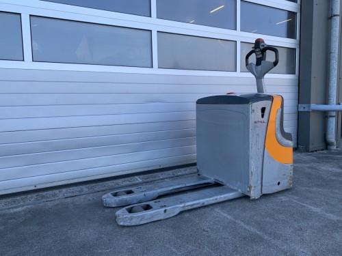 www.gebruikteheftrucks.net gebruikte Still EXU20 palletwagen pompwagen linde hyundai toyota jungheinrich elektrische pallet wagen 2