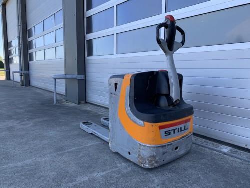 www.gebruikteheftrucks.net gebruikte Still EXU20 palletwagen pompwagen linde hyundai toyota jungheinrich elektrische pallet wagen 3